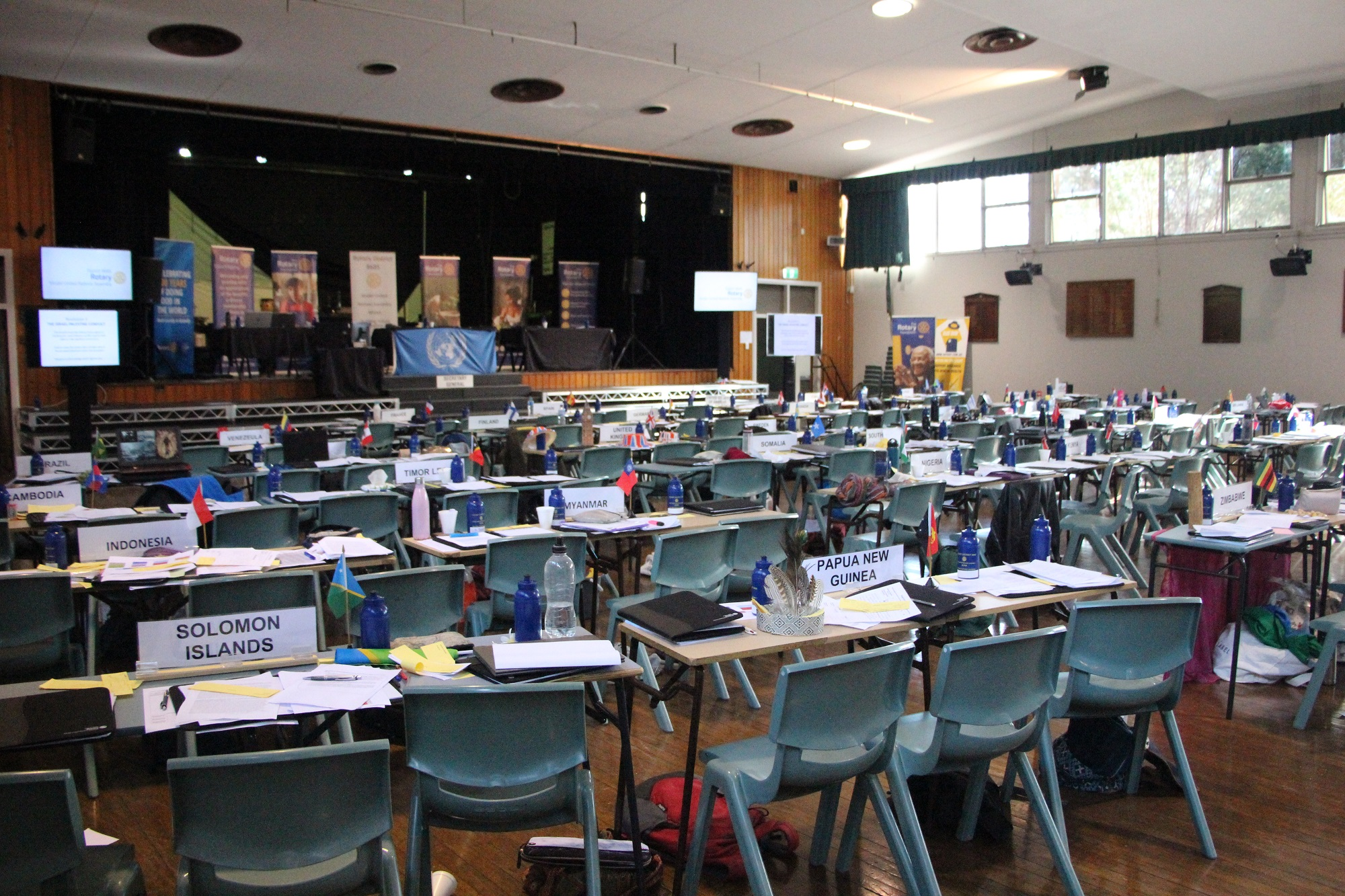 Model United Nations Assembly