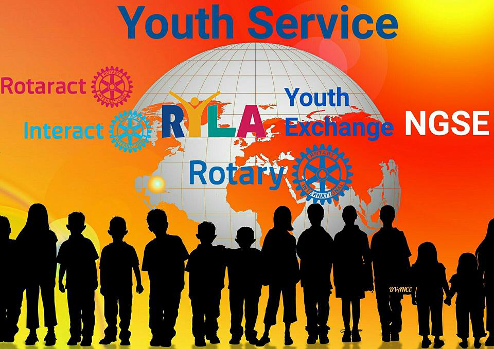 Rotary Youth Service Awards