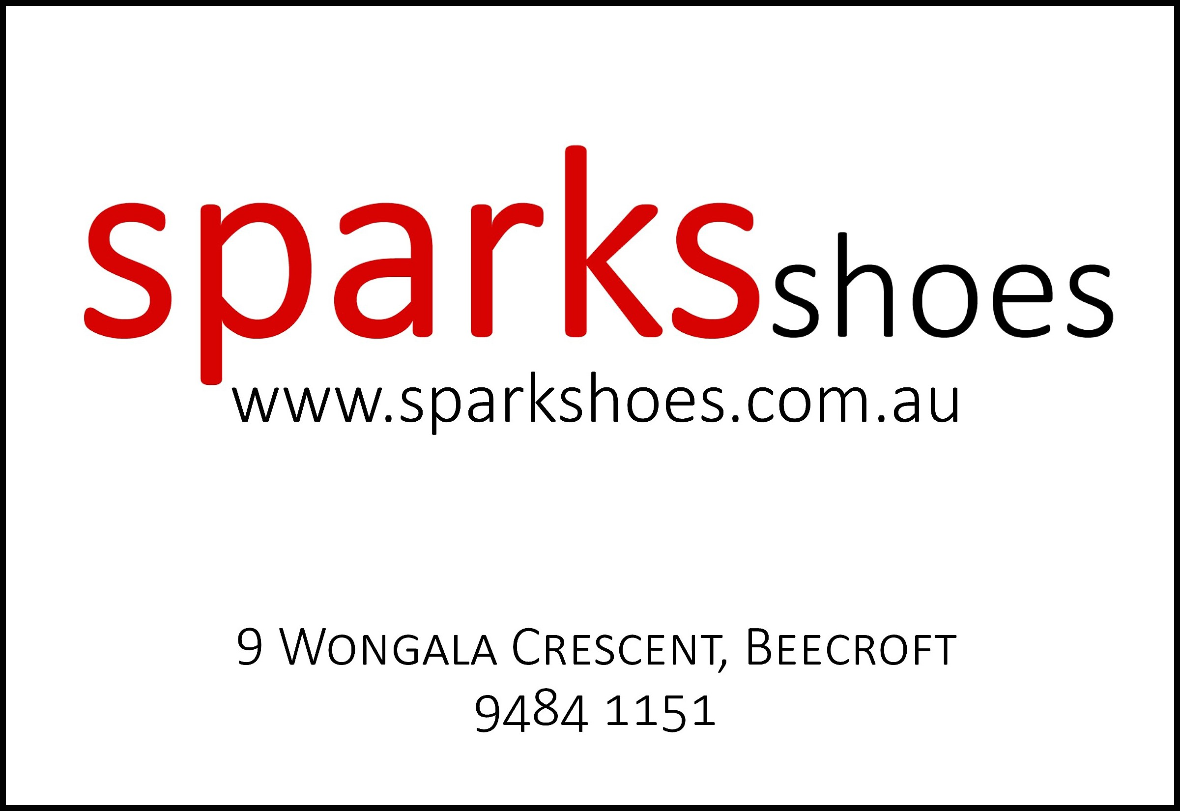 Sparks Shoes